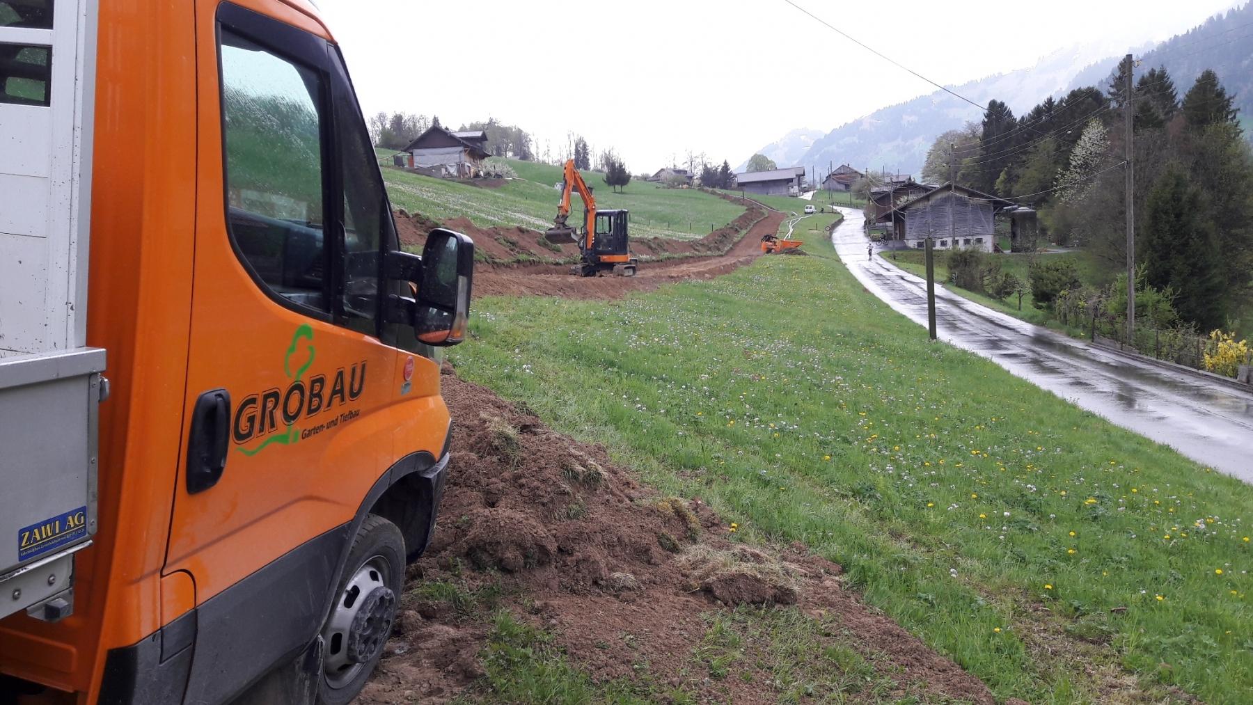 Wasserleitungsbau, Reichenbach